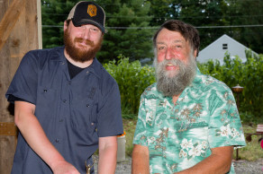 Ray Bradley Farm Dinner with Chef S. Bolton & K. Zraly