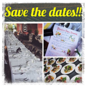 save the date farm din 2016